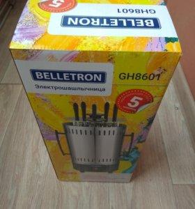 Элетрошашлычница belletron gh8601