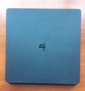 PlayStation 4 slim 1 тб отсутствует джойстик