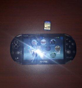 Игровая консоль PS vita sony