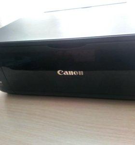 ПРИНТЕР+СКАНЕР CANON PIXMA MP280