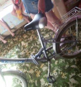 Продам подростковый велосипед LARSEN.