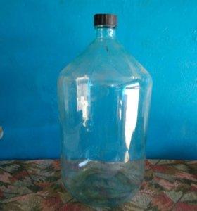 Банки стеклянные 10-200 литров