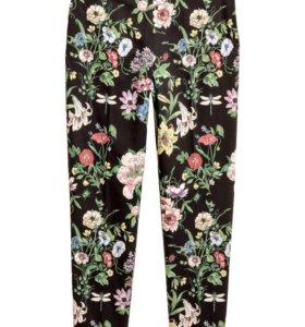 Новые брюки H&M