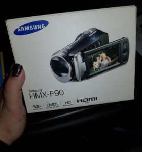 Видеокамера Samsung HMX - F90