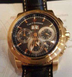 Часы золотые Швейцарские