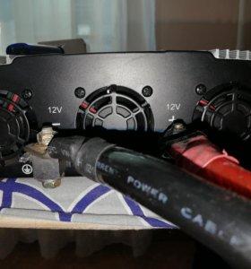 Автоинвертор 2500 ВТ
