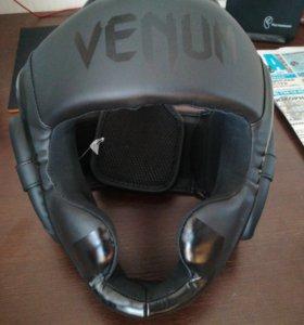 Боксёрский шлем venum