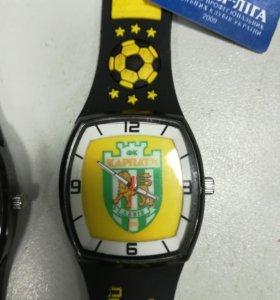 Часы для любителей украинского футбола ФК Карпаты