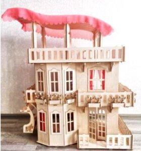 Чудо-дом для Барби, Монстр Хай