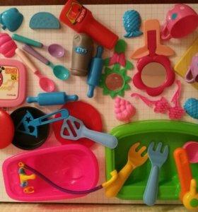 Набор для игр с куклами.