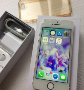 IPhone 5s 16Gb gold идеал
