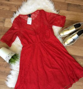 Новое платье для беременной H&M