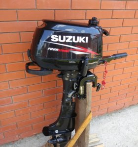 Лодочный мотор, Suzuki DF 5