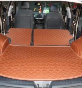 Комплект защиты багажника Dongfeng AX7