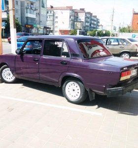 ВАЗ (Lada) 2107, 1998