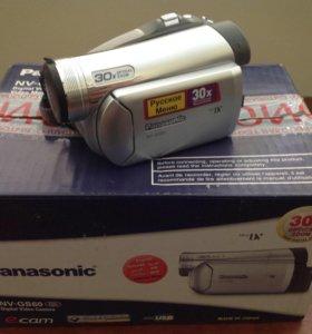 Видеокамера Panasonic NV-GS60