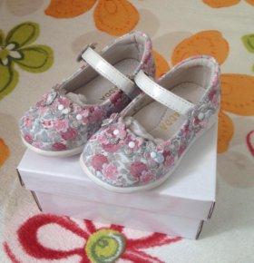 Туфли для девочки (12 см по стельке)