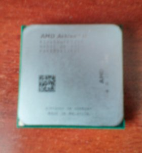 Процессор AMD Athlon II X3 450