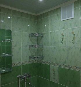 Ванные комнаты и туалеты под ключ