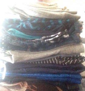 Пакет одежды на мальчика 3-4 года
