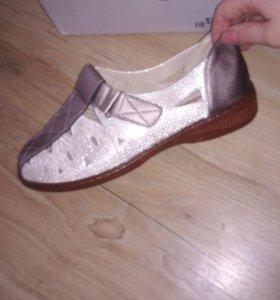 Новые Туфли летние