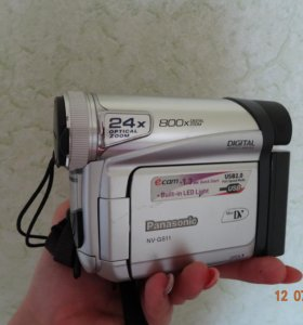 Видеокамера Panasonic NV-GS11