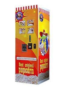 Вендинговый аппарат попкорна