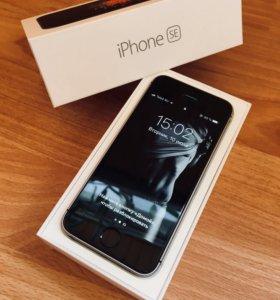 iPhone SE, Space Grey, 32GB