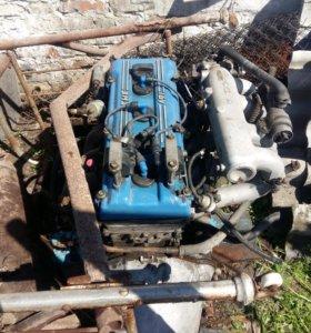 Двигатель 40620D-Y3018836