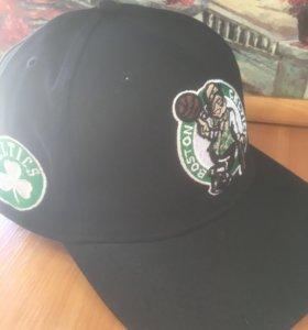 Кепка бейсболка NBA Boston Celtics новая.Snapback