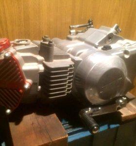 Двигатель YX 160см3 для питбайка