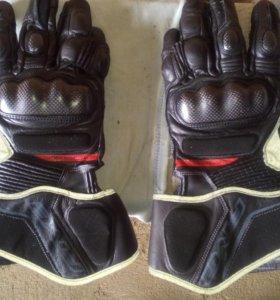 Теплые влагостойкие мотоперчатки Five GT1 WP