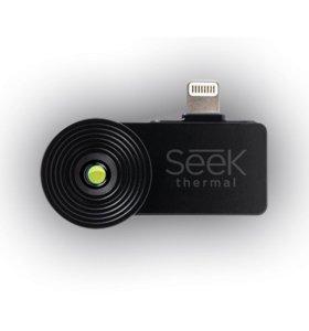 Тепловизор для смартфона Apple Seek Thermal
