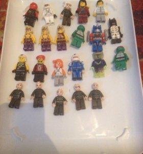 Лего фигуры