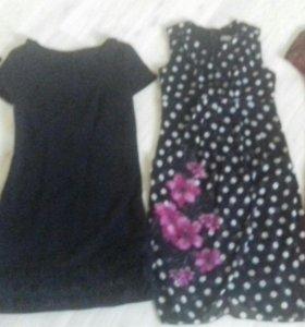 4 платья р-р 40-42