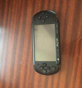 PSP SONY-E1008 св