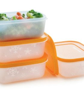 Охлаждающие лотки / контейнеры Tupperware 4 шт