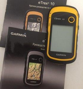 туристический навигатор Garmin etrex10