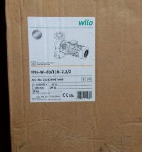 Насос WILO IPH- W-80/110 2.2/2.
