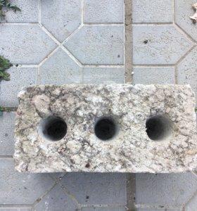 Блок керамзитовый