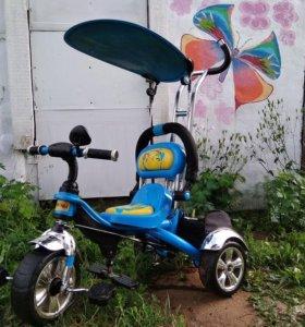 """Велосипед детский """"Барбоскины"""""""