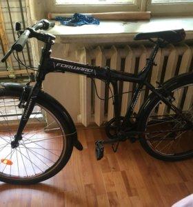 Велосипед складной forward tracer 1.0