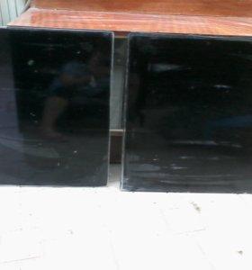 Два стекла машинные