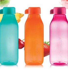 Эко-бутылка Tupperware 500мл 3шт