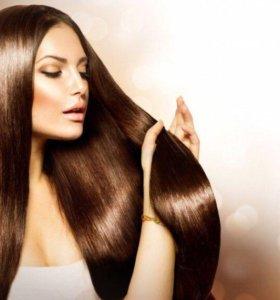 Обучение на кератиновое выпрямление волос и ботокс