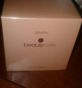 Парфюмерная вода Beauty Cafe/Бьюти Кафе/для женщин