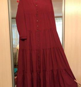 Очень легкое новое платье