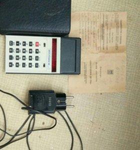 Калькулятор электроника мк57