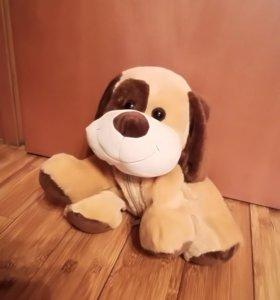 Плюшевый щенок