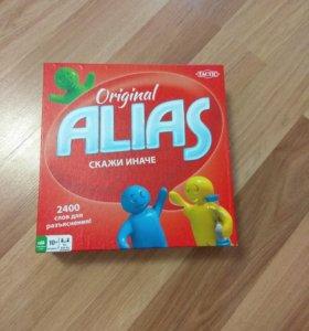 Настольная игра Original Alias